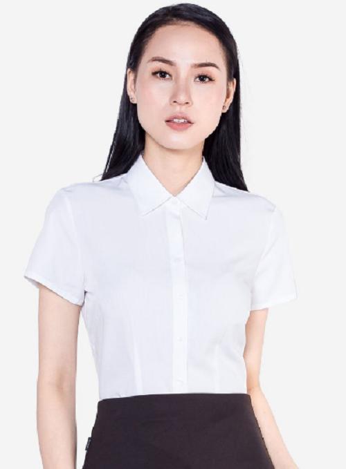 Women short sleeves shirt