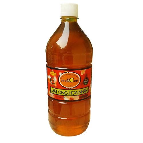 Longan flower honey