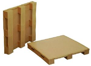 Honeycomb paper pallet - Honeycomb box - Honeycomp pallet