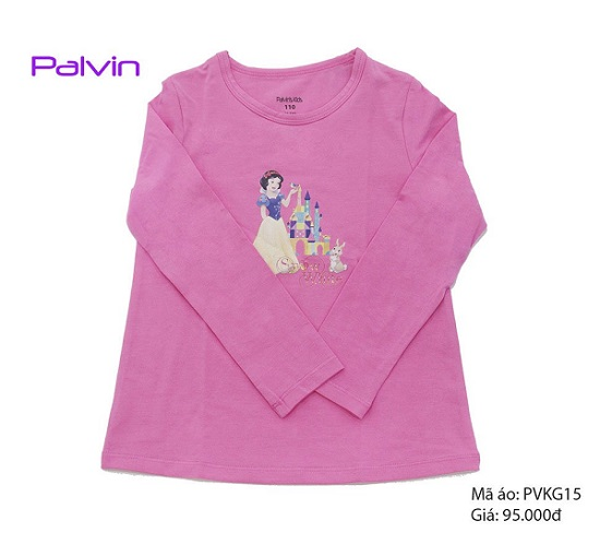 Winterfall shirt for babygirls