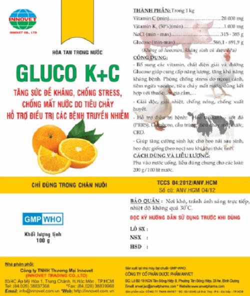 Gluco C+K