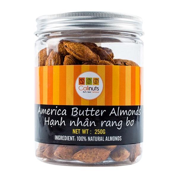 Calinuts butter almond