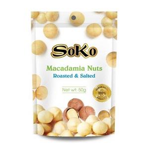 Soko macadamia kernels