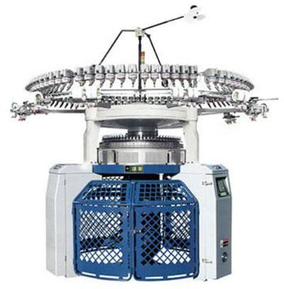 Double Jersey Computerized Jacquard Knitting Machine