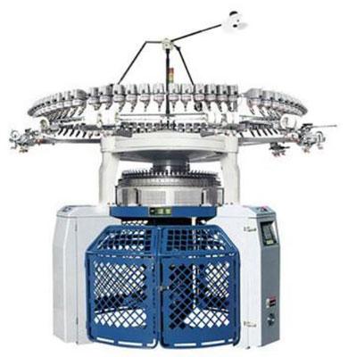 Double Jersey Computerized Transfer Rib Jacquard Knitting Machine
