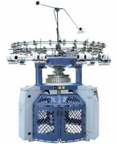 Body Size Double Jersey Circular Knitting Machine